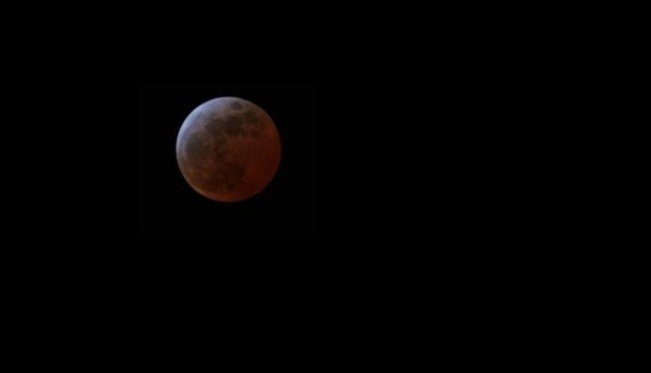 """""""Кровавая"""" Луна появится в пять часов утра в понедельник   - Новости Калининграда"""