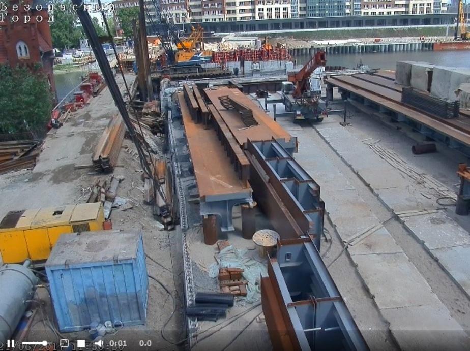 Cкриншот видеозаписи с сайта правительства Калининградской области