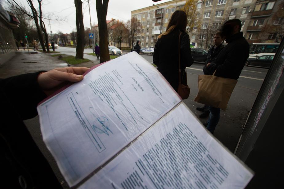 С начала года составили 123 протокола на попрошаек, собирающих деньги на дорогах Калининграда
