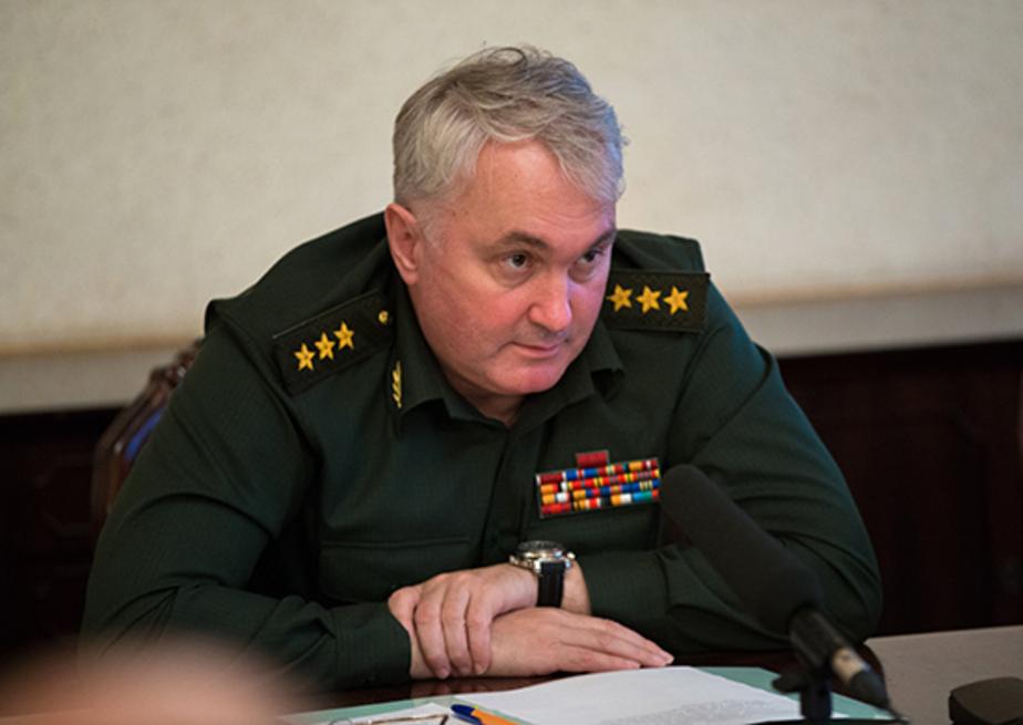 Новый командующий войсками Западного военного округа посетит Калининград - Новости Калининграда