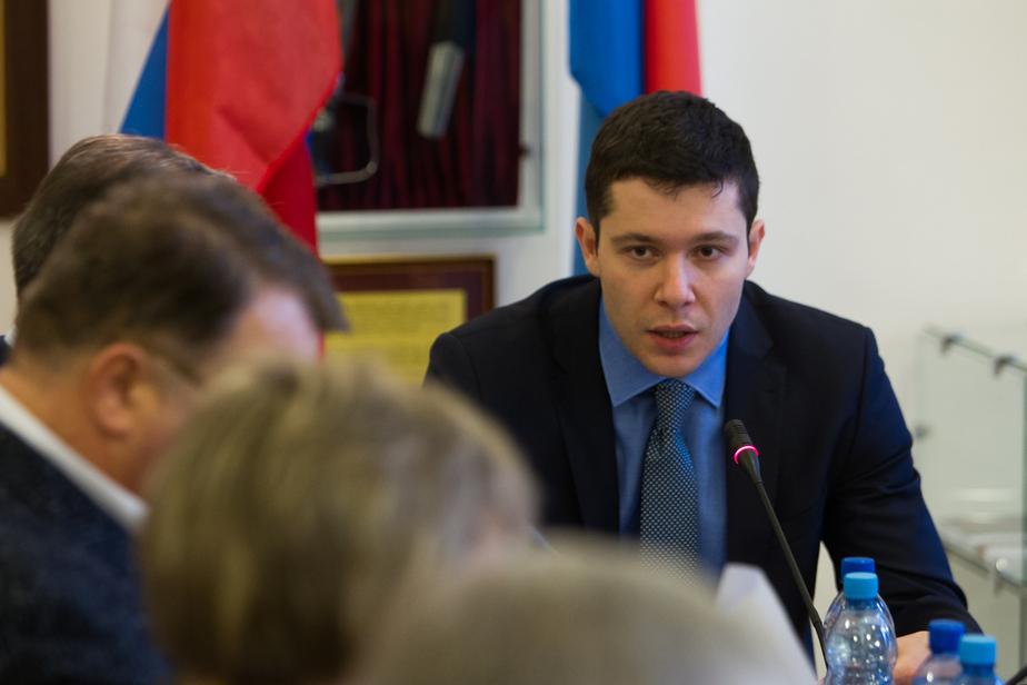 Алиханов назвал приоритетные направления развития экономики Калининградской области - Новости Калининграда