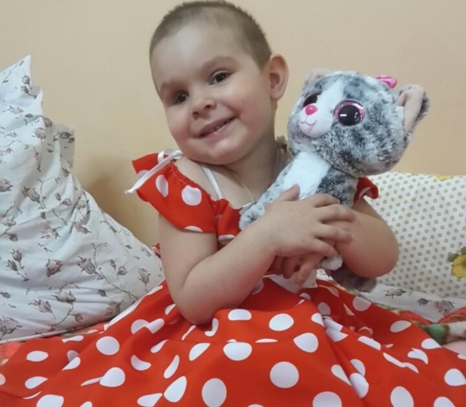 Калининградцы собрали средства на обследование ребенка, который лишился глаза из-за онкологии   - Новости Калининграда