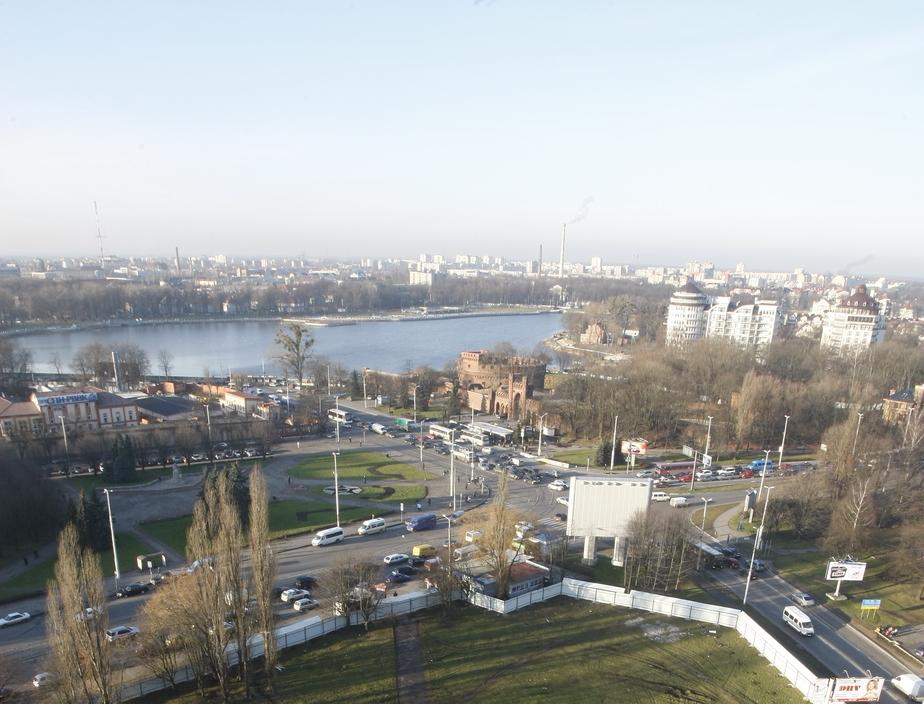 На время реконструкции перекрестка на пл. Василевского движение перекрывать не будут - Новости Калининграда