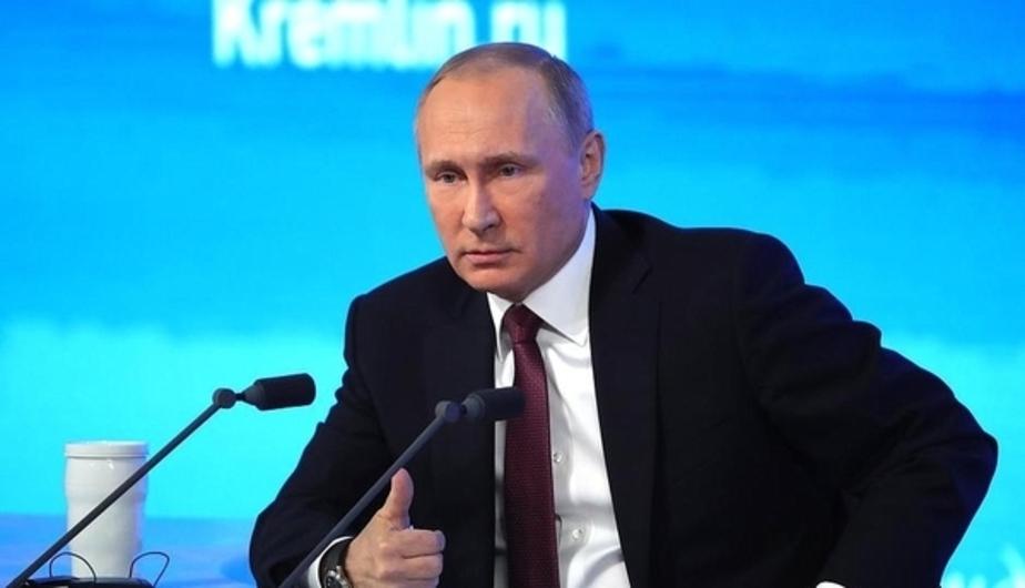 Путин и Трамп провели первый разговор по телефону - Новости Калининграда