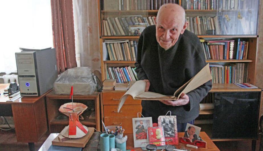 В Калининграде умер старейший участник штурма Кёнигсберга Юлий Каминский - Новости Калининграда