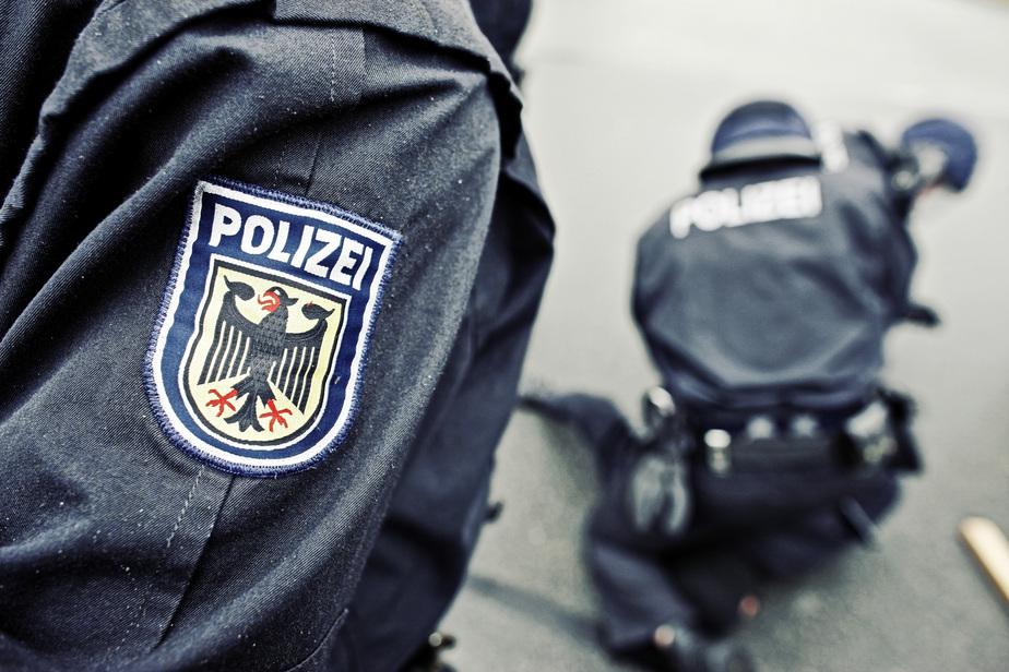 Фото: Федеральная полиция bundespolizei.de