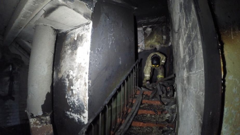 В новогоднюю ночь калининградским пожарным пришлось тушить две квартиры - Новости Калининграда