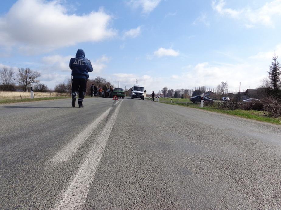 В Калининграде участились наезды на пешеходов