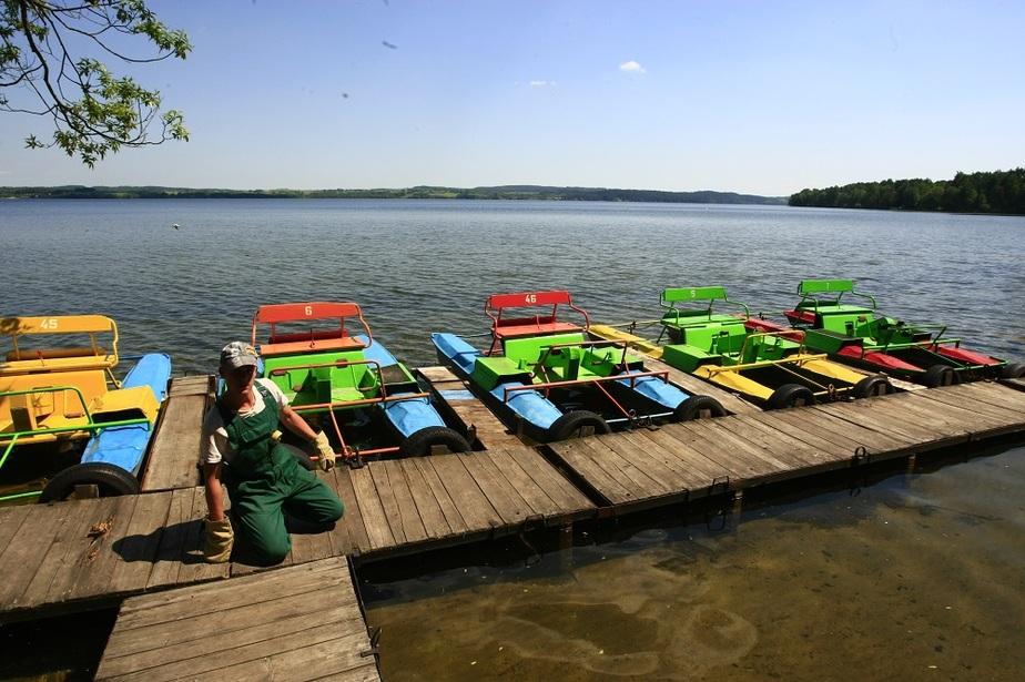 Двое литовцев незаконно заплыли в Калининградскую область на катамаране - Новости Калининграда