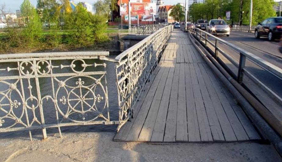 В Калининграде ищут подрядчика для ремонта Деревянного моста - Новости Калининграда