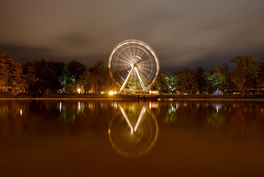 В Калининграде на Верхнем озере пройдет световое, водное и танцевальное шоу  - Новости Калининграда