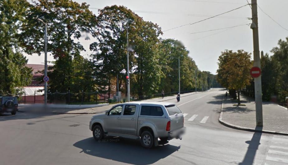 Сегодня временно перекроют центр Калининграда - Новости Калининграда