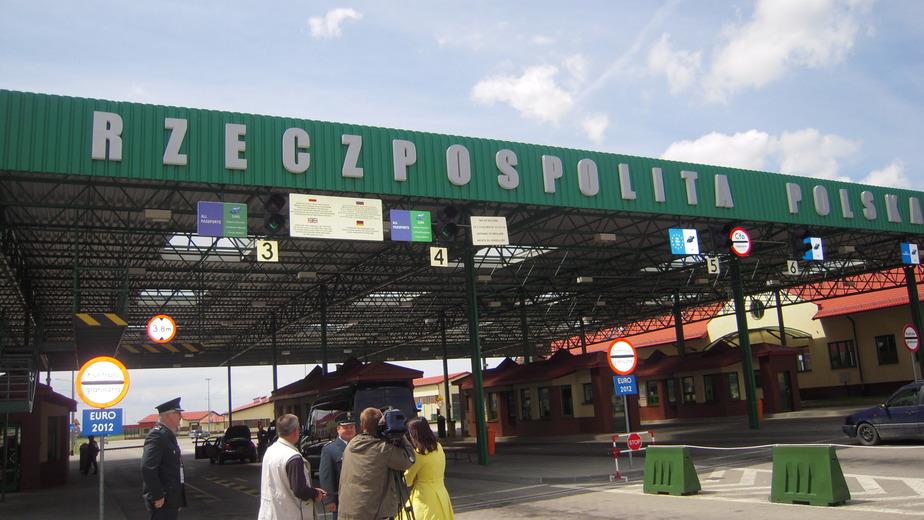 СМИ: Польша может быть исключена из шенгенской зоны