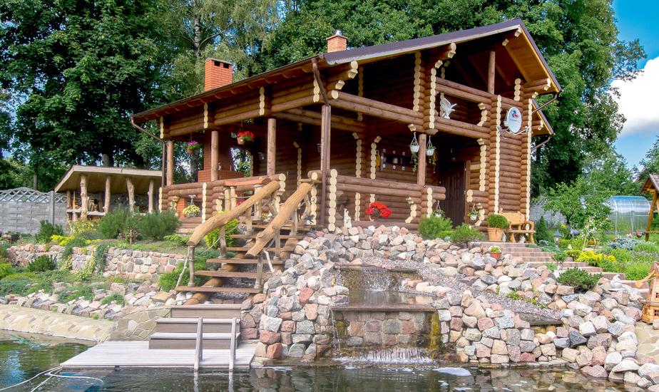 Стоит переехать  из каменного города  в деревянный дом,  чтобы понять, что  такое удовольствие  от жизни - Новости Калининграда