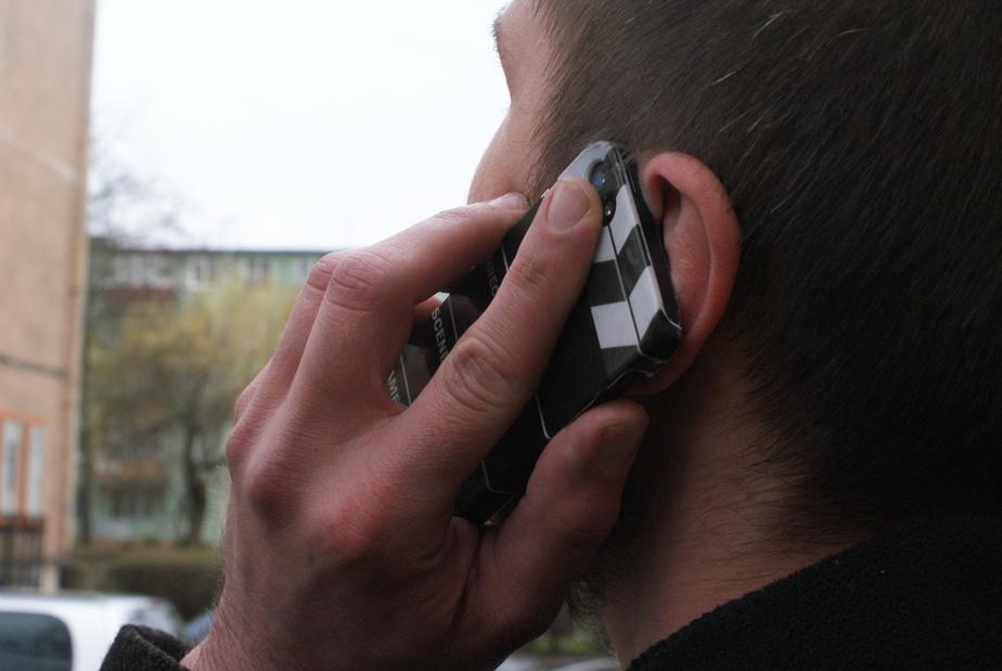 Калининградец пытался сбыть на городском рынке краденый телефон - Новости Калининграда