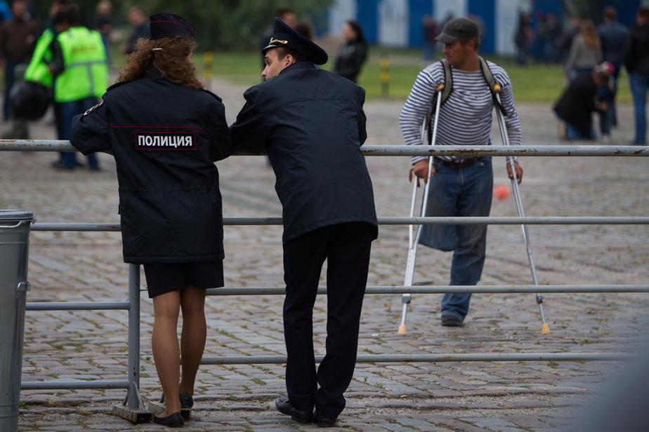 На Рождество в Калининграде будет дежурить втрое больше полицейских, чем 1 января