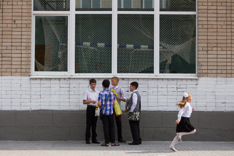Калининградским школьникам вручили тысячу светоотражающих фликеров - Новости Калининграда