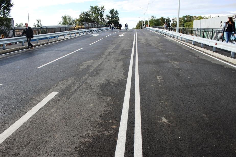 10 сентября по мосту на Ал. Смелых снова пойдут автобусы и маршрутки (список) - Новости Калининграда