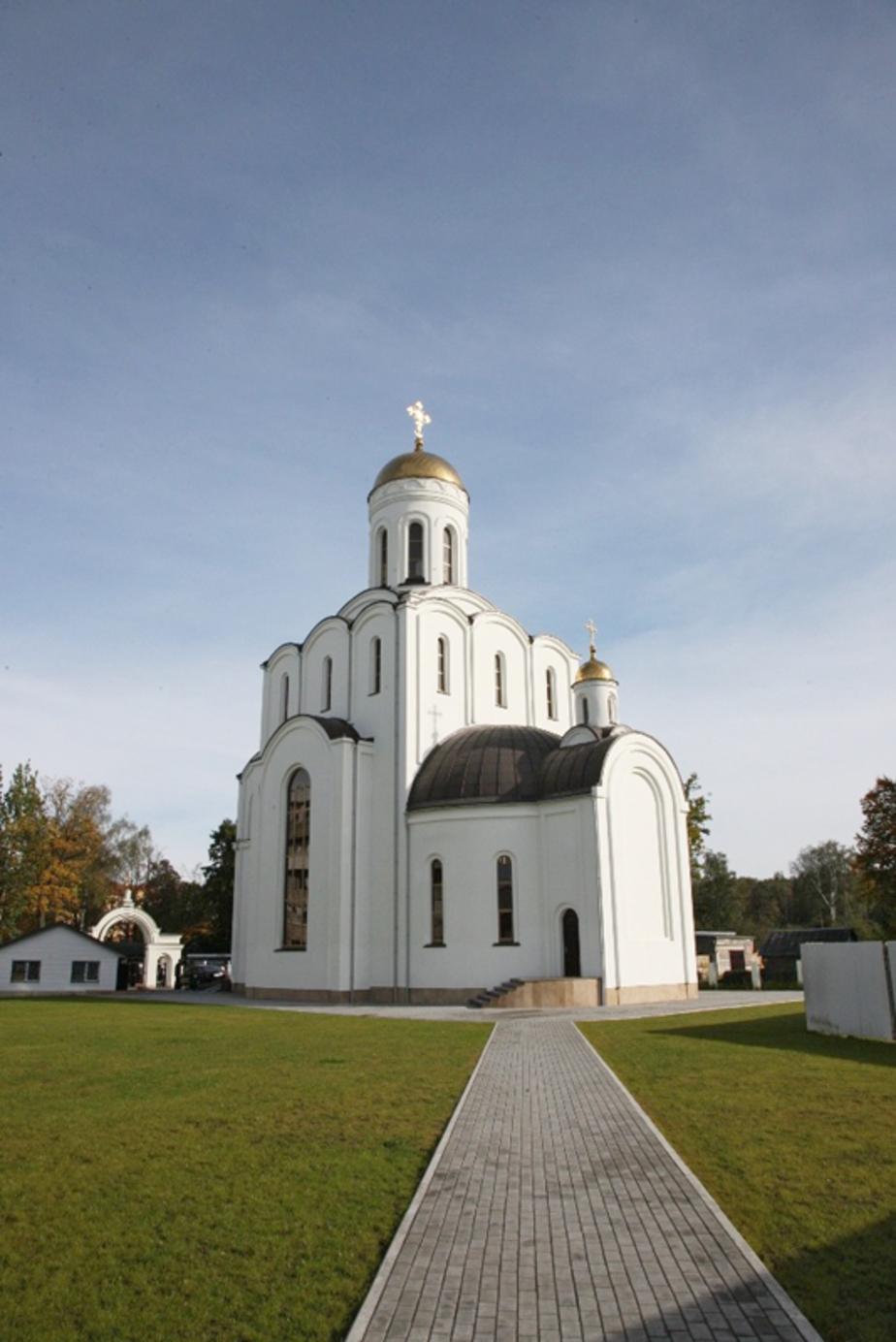 В Чкаловске отмечают День крещения Руси - Новости Калининграда