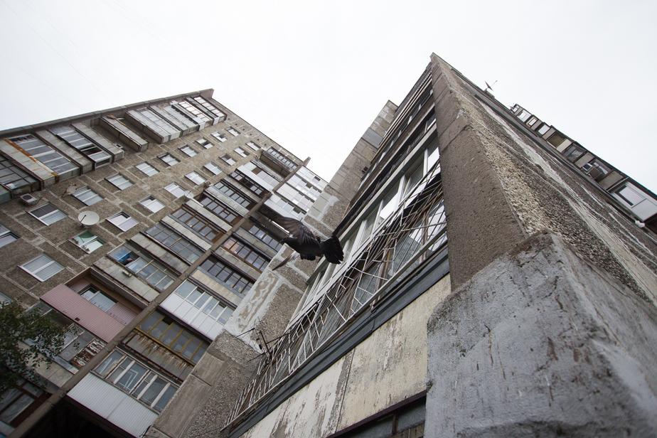 Жильцы дома на Моспроспекте хотят доказать, что в его разрушении виновата мэрия - Новости Калининграда
