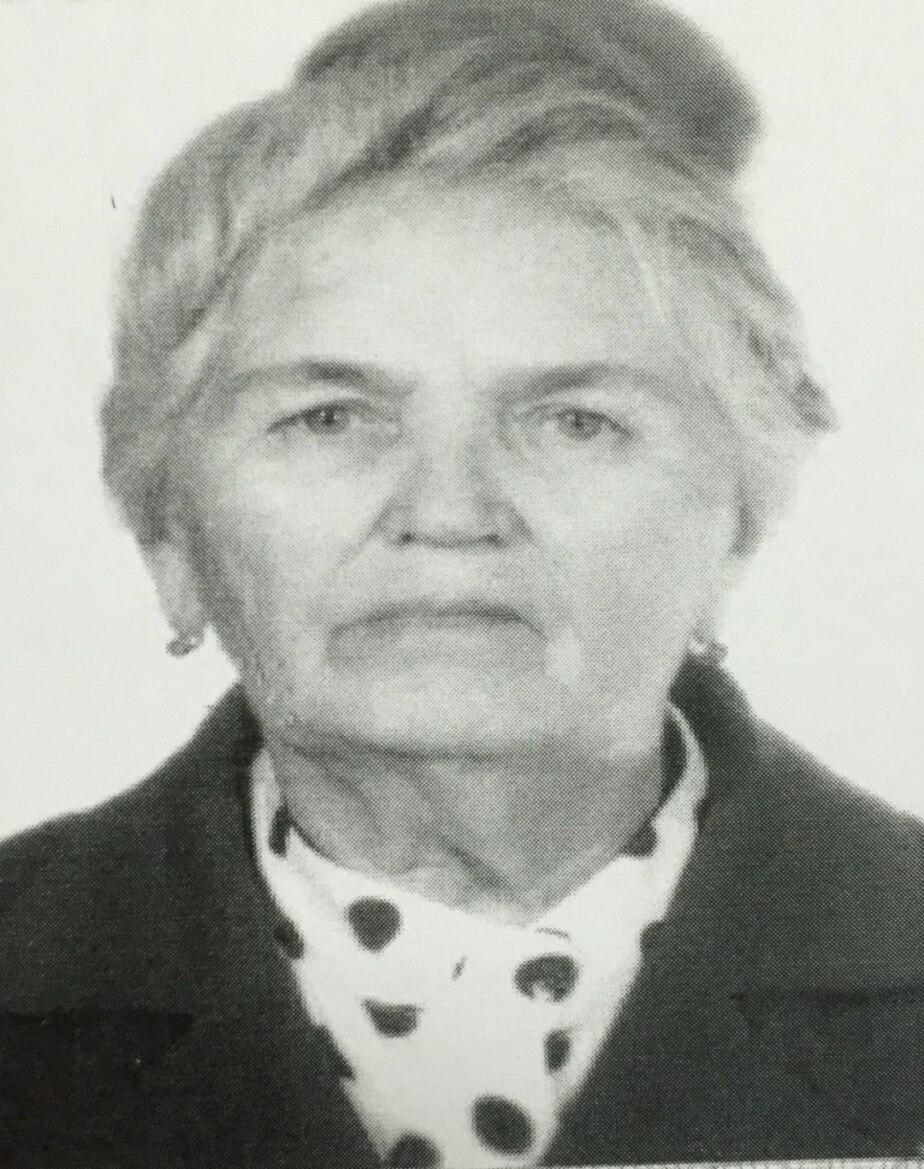 Калининградская полиция ищет пропавшую без вести 83-летнюю пенсионерку - Новости Калининграда
