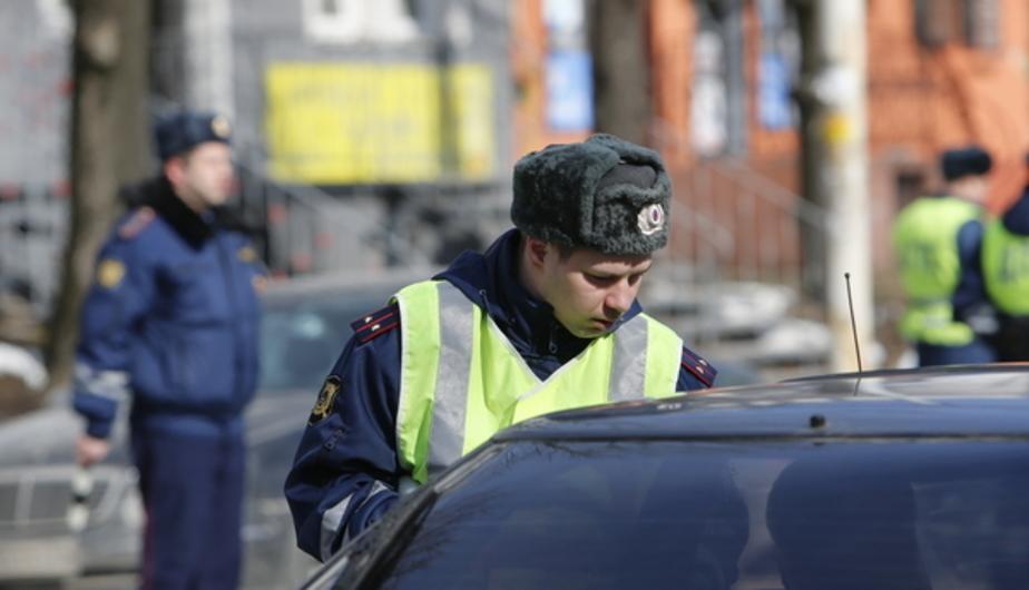 Калининградских водителей в выходные проверят на трезвость - Новости Калининграда