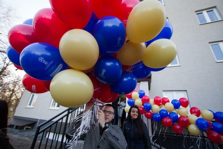 """""""Ребята, вы первые!"""": в Калининграде открылся волонтерский центр ЧМ-18"""