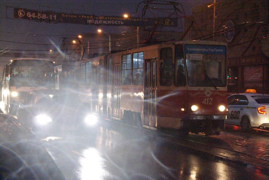 Ярошук: Мы уберём левые повороты через трамвайные пути по всему Калининграду  - Новости Калининграда