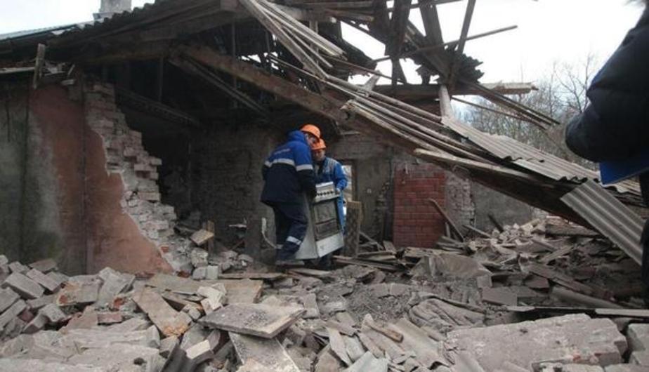 Пострадавший при взрыве дома в Ладушкине умер - Новости Калининграда