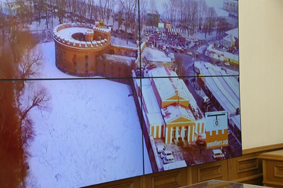 Калининградцам предложили оценить проект обновленной Башни Врангеля (видео) - Новости Калининграда