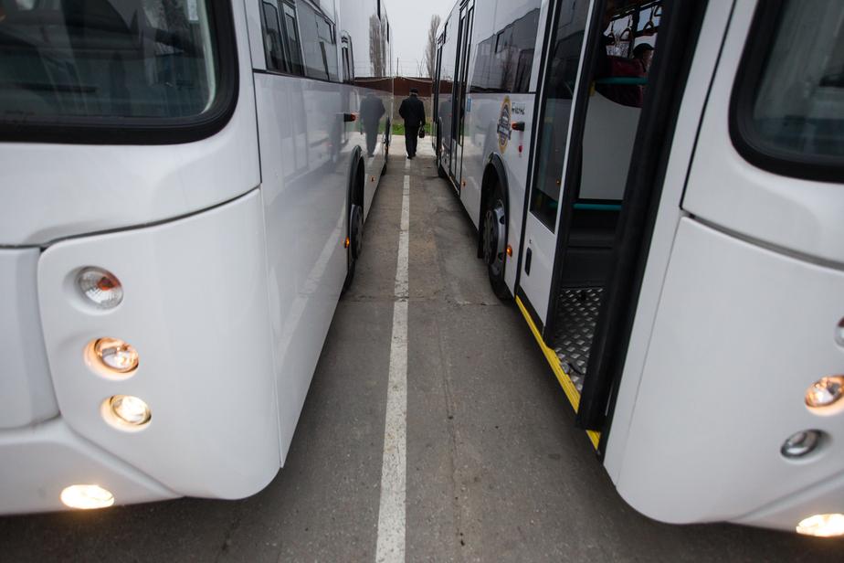 В Калининграде общественный транспорт планируют перевести на метан - Новости Калининграда