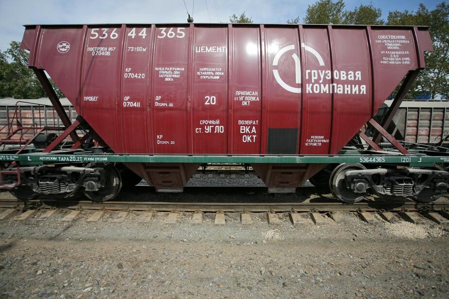 """""""Первая Грузовая Компания"""" вдвое увеличила перевозки в Калининградскую область"""