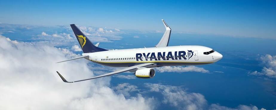 Фото: Facebook /  Ryanair
