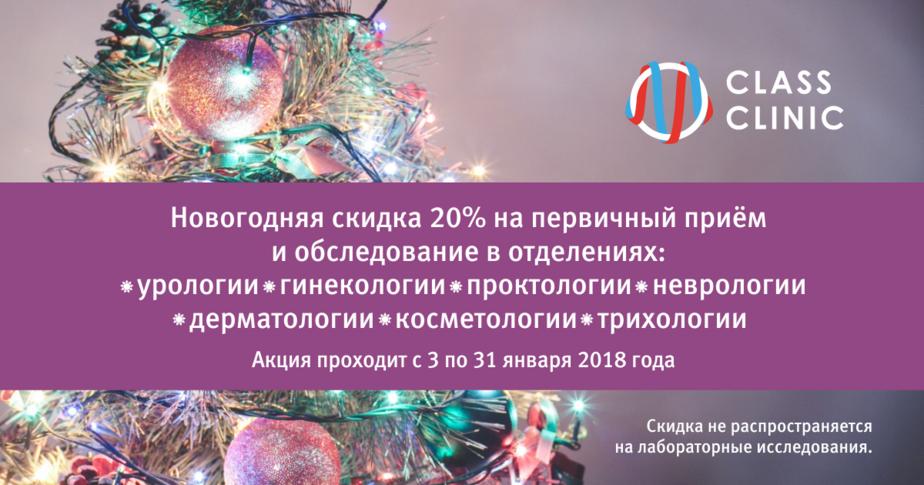 Калининградцы консультируются у врачей со скидкой 20% — запишитесь по акции прямо сейчас