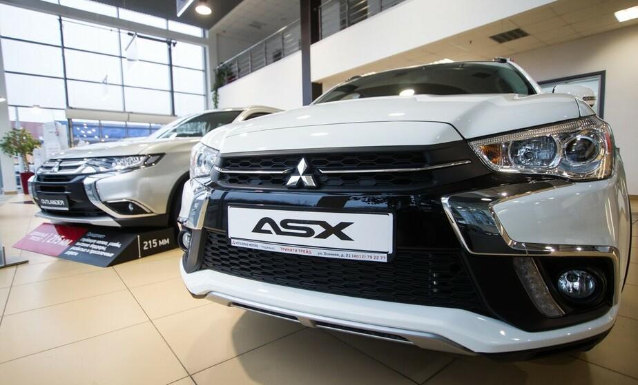 Стильный и энергичный: автомобиль Mitsubishi ASX вернулся в Россию обновлённым - Новости Калининграда