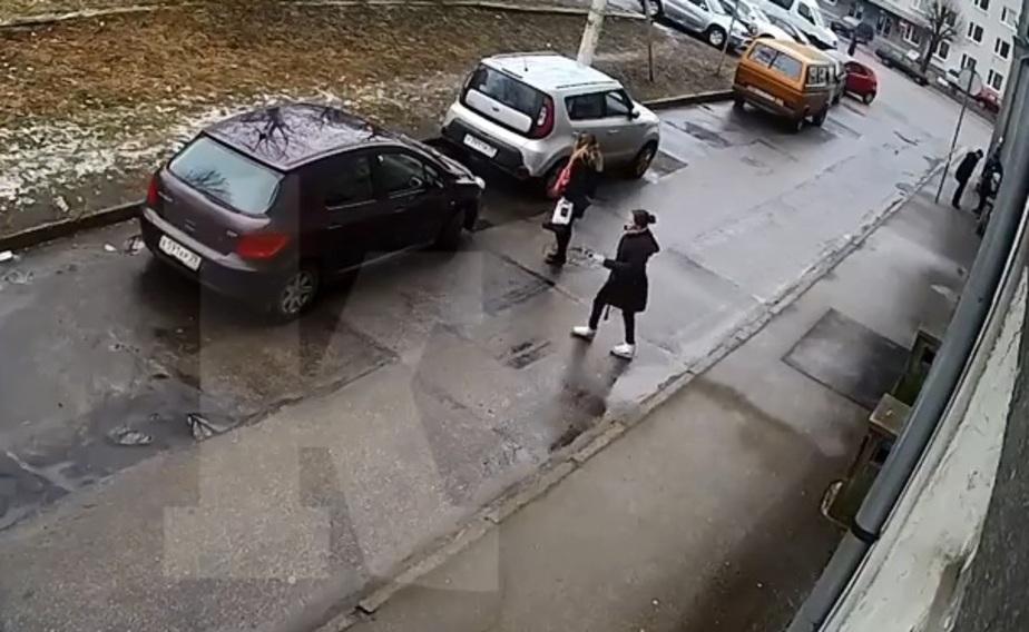 """Фото: кадр из видео читателя """"Клопс"""""""
