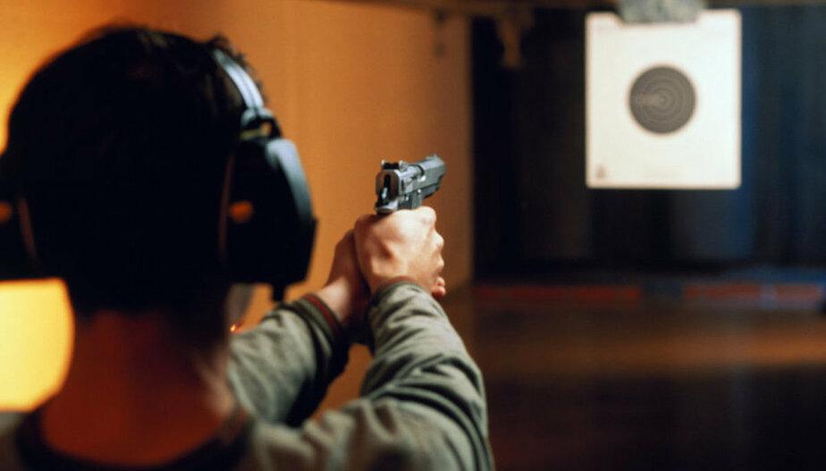 Стрельба в огнестрельном тире и полёт на параплане: какой запоминающийся подарок подарить мужчине на 23 Февраля? - Новости Калининграда
