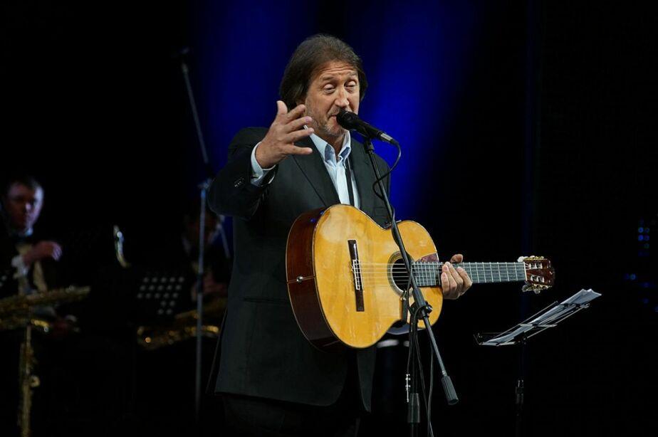 Автор гимна российских бардов Олег Митяев даст концерт в Калининграде