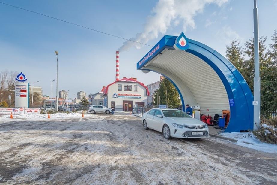 Альтернатива газовым баллонам и подземным газовым ёмкостям