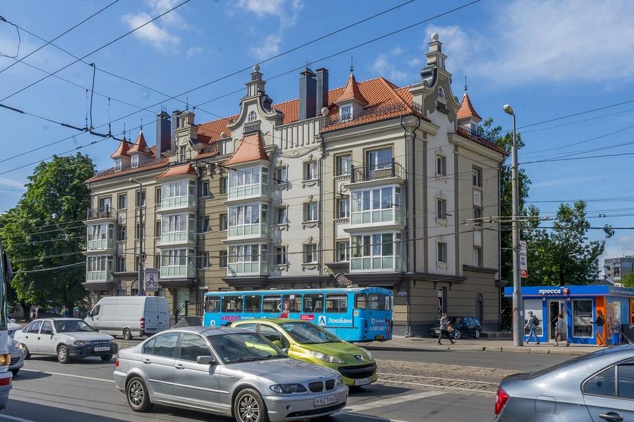 Гарантия, подтверждённая временем: что ждёт фасады на Ленинском проспекте через 15 лет - Новости Калининграда