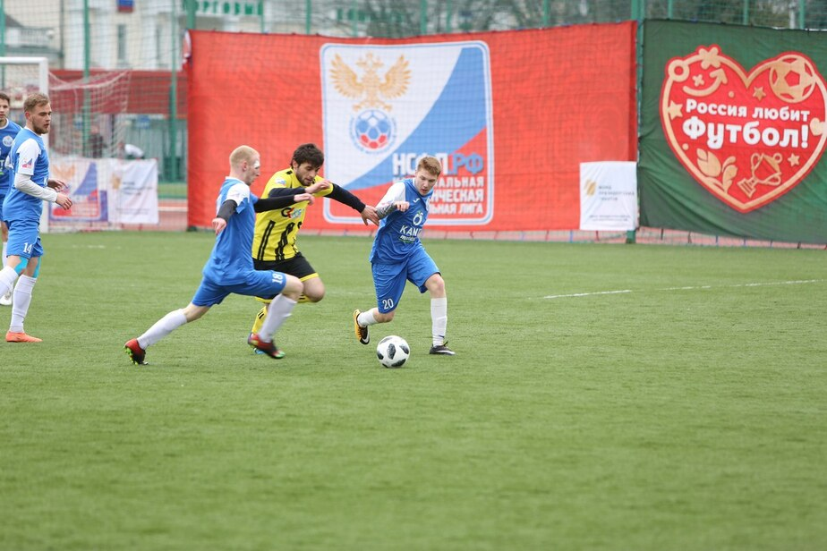 Межрегиональный турнир Национальной студенческой футбольной лиги - Новости Калининграда