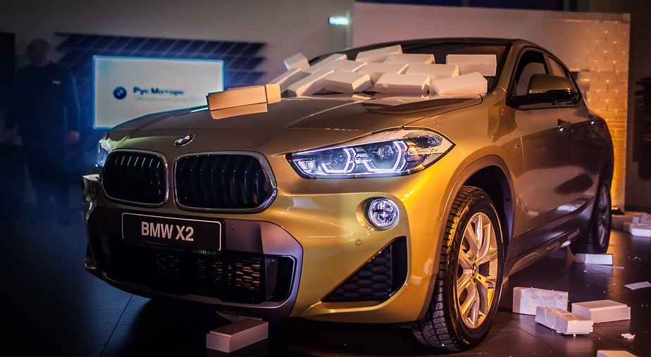 """""""Рус Моторс"""": абсолютно новый BMW X2"""