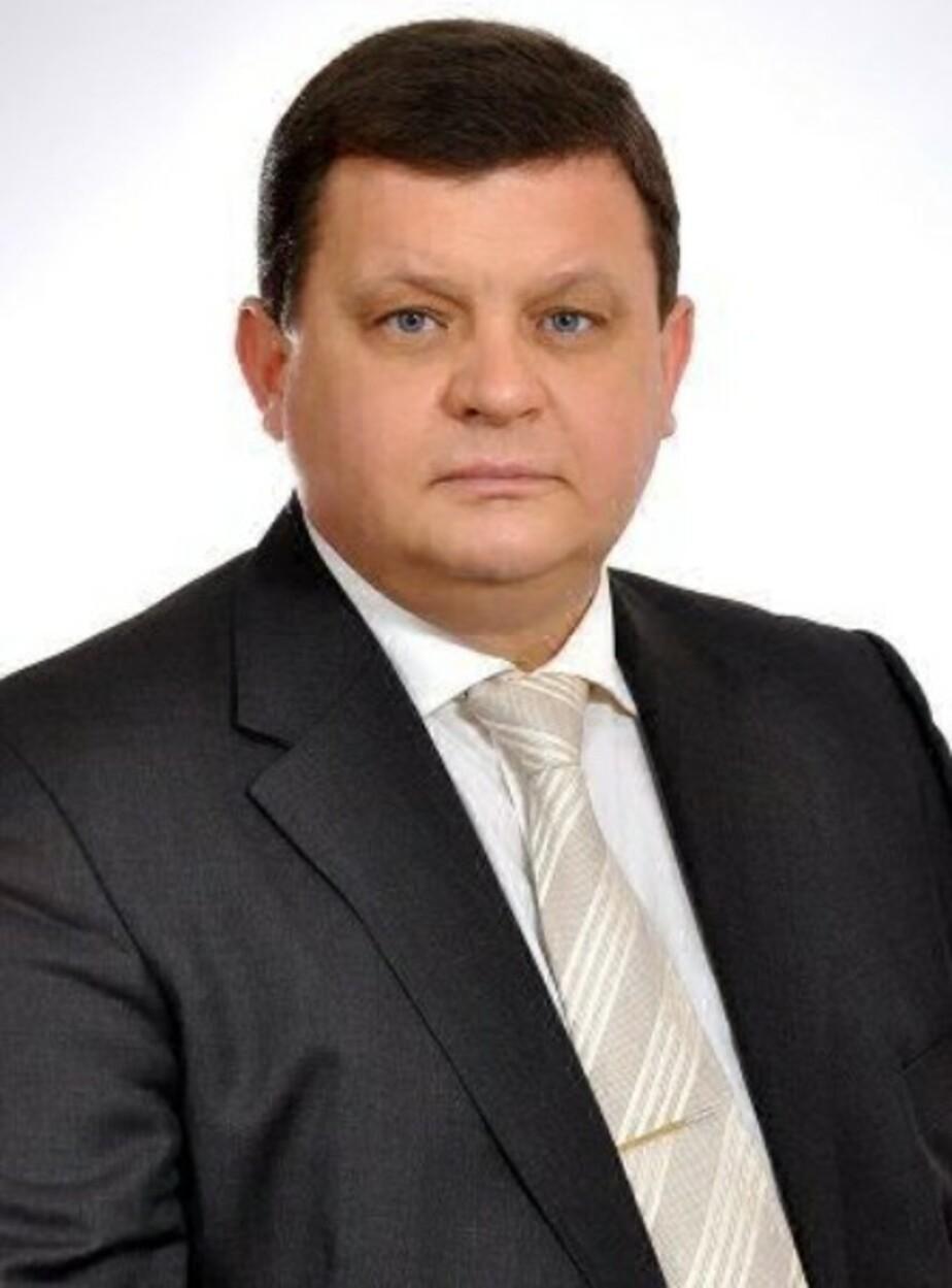 На фото Константин Панфилов / Фото с сайта правительства Калининградской области