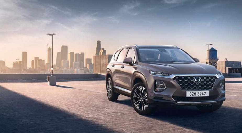 Hyundai Santa Fe 2019 на рынках России: какой он, новый кроссовер? - Новости Калининграда
