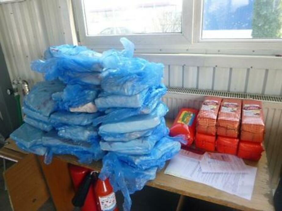 Фото: пресс-служба Калининградской областной таможни