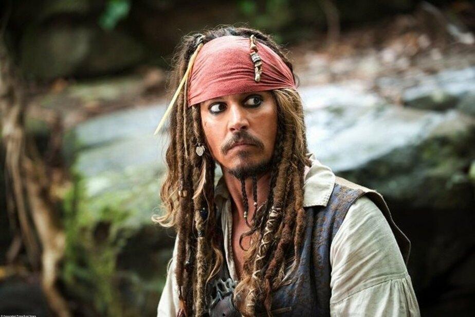 """Фото: кадр из фильма """"Пираты Карибского моря"""""""