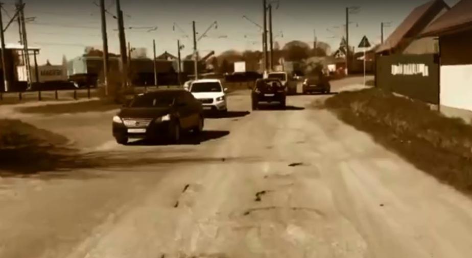 """Фото: кадр из видео в """"Сообществе автомобилистов Калининграда и области"""""""