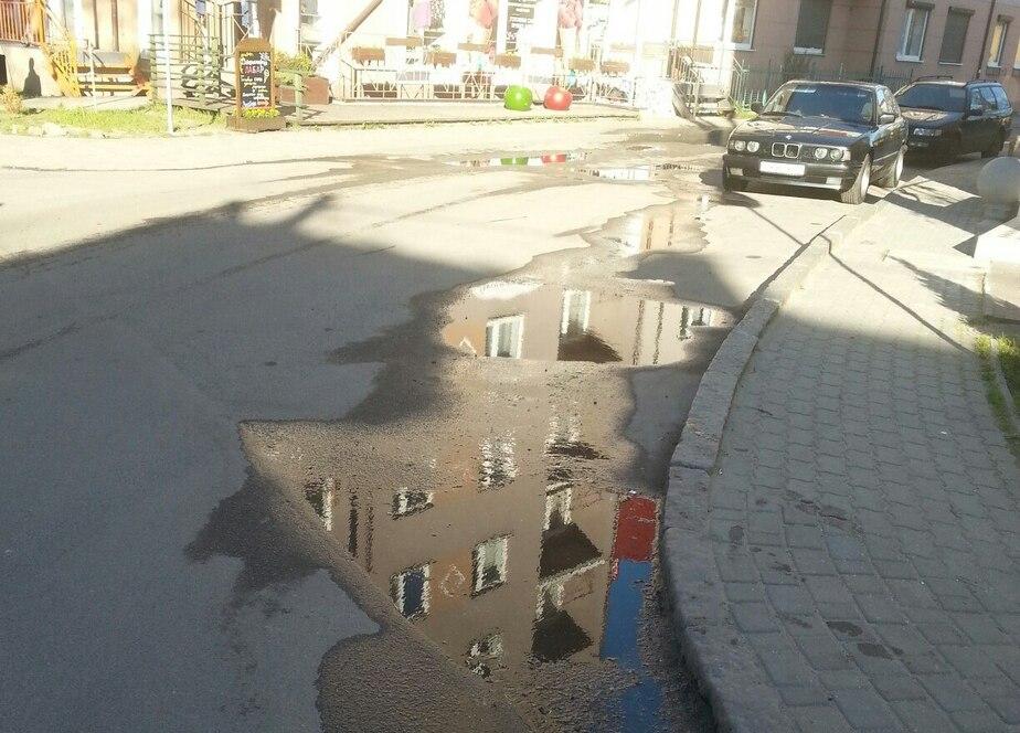 """Фото: группа """"Подслушано Зеленоградск"""""""