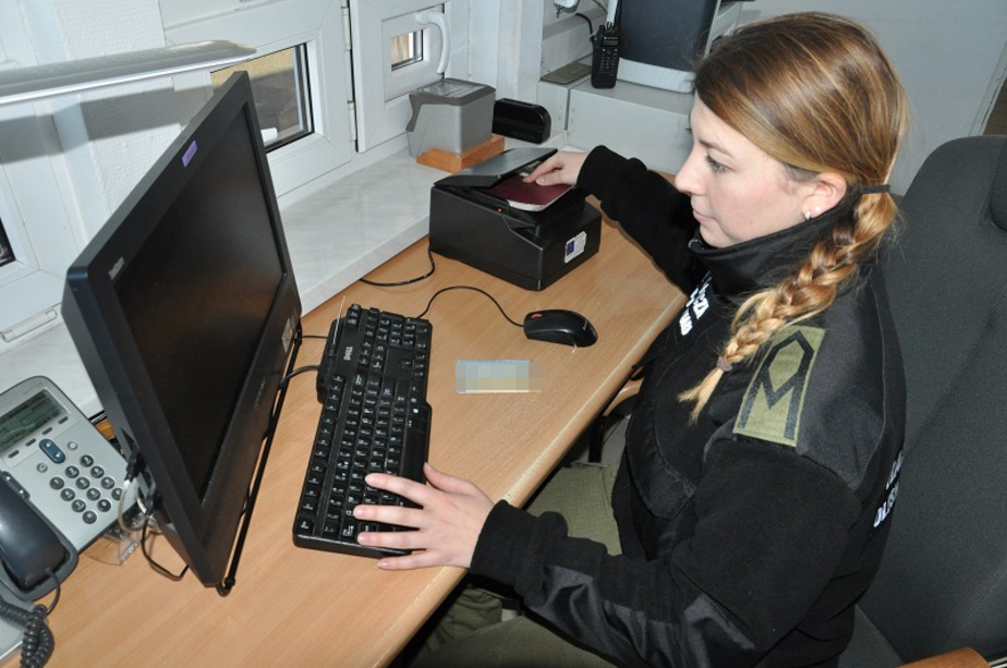 Фото: пресс-служба Варминско-Мазурского пограничного отдела