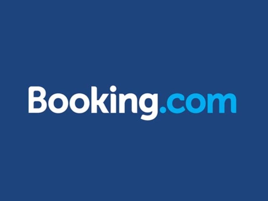 Скриншот сайта Booking.com